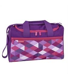 Сумка для спортивной формы Herlitz XL Pink Cubes