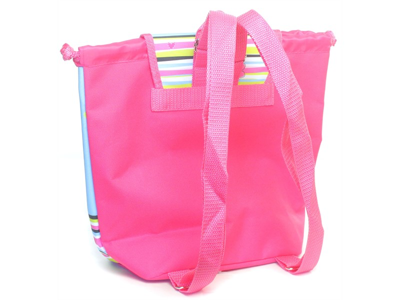 Сумка-рюкзачок для внешкольных занятий Оникс Яркая бабочка