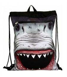 Сумка-рюкзак Mojo Shark Attack с капюшоном