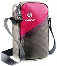Сумка Deuter Escape I 85103-5602 бордово-коричневая