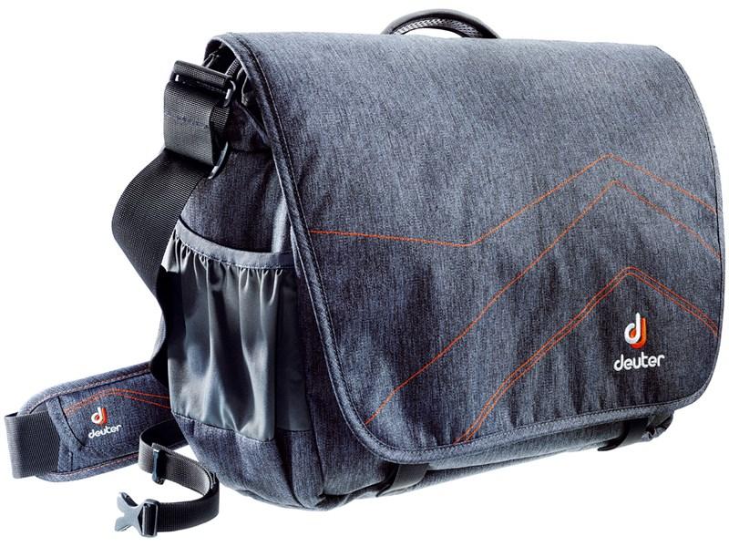 Сумка Deuter Shoulder Bags Operate III Серо-оранжевая