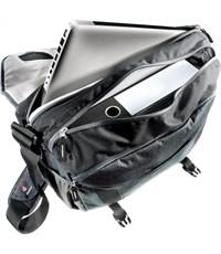 Фото 2. Сумка Deuter Shoulder Bags Operate III Серо-оранжевая
