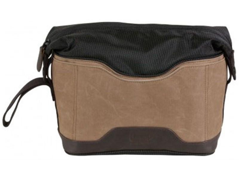 Сумка для ноутбука Quer17 коричневая КОЖА+ТЕКС 882400-403