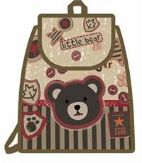 Сумка-рюкзачок для внешкольных занятий Оникс Teddy