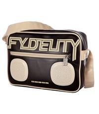 Сумка Fydelity G-Force Shoulder Bag черный