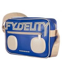 Сумка Fydelity G-Force Shoulder Bag синий