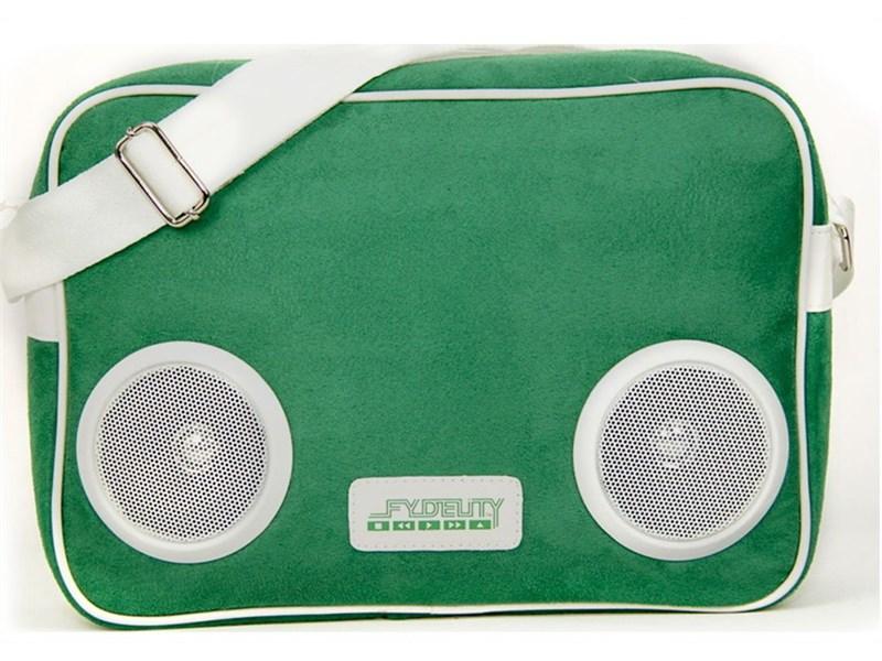 Сумка Fydelity G-Force Shoulder Bag зеленый