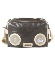 Сумка Fydelity G-Force Shoulder Bag Серый глянец