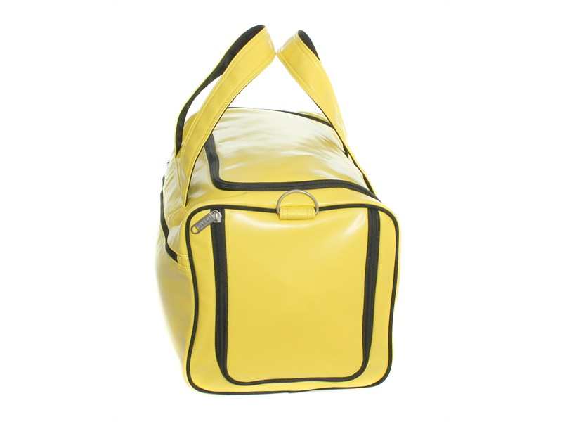 Сумка спортивная 4YOU жёлтая 170005-803