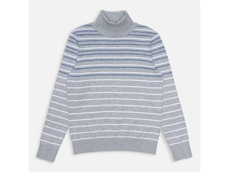 Свитер детский для мальчиков Acoola Voland1_ind серый