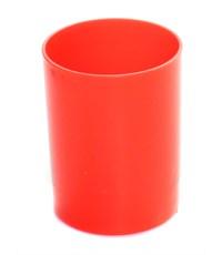 Стакан для канцелярских принадлежностей Silwerhof, красный