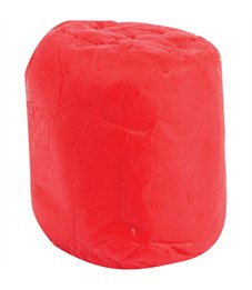 "Фото 2. Тесто для лепки Мульти-Пульти ""Приключения Енота"", красный, 120г, пластиковое ведро"