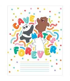 "Фото 4. Тетрадь 12л., линия Hatber ""We Bare Bears. Вся правда о медведях"""