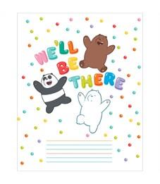 "Фото 6. Тетрадь 12л., линия Hatber ""We Bare Bears. Вся правда о медведях"""
