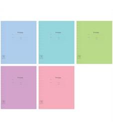"""Тетрадь 12л., узкая линия ArtSpace """"Одноцветная. Линовка"""""""