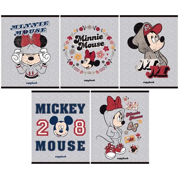 """Тетрадь 18л., клетка Hatber """"Disney. Микки Маус"""""""