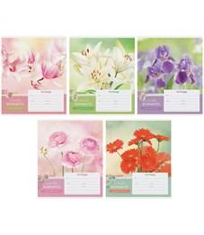 """Тетрадь 18л., линия ArtSpace """"Цветы. Blooming moments"""""""