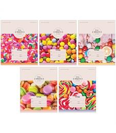 "Тетрадь 18л., линия ArtSpace ""Стиль. Funny sweets"""