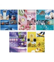 "Тетрадь 48л., А5, линия ArtSpace ""Стиль. Colourful collage"""