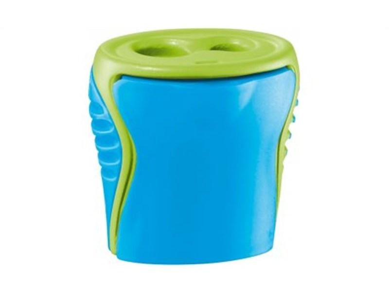 Точилка Maped Boogy, синия, с контейнером, 2 отверстия, 062211