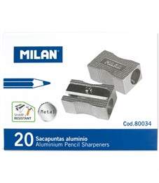 Фото 3. Точилка металлическая Milan, 1 отверстие