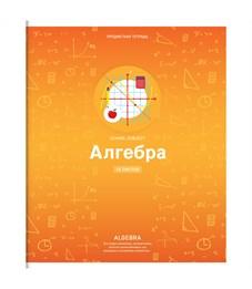 """Тетрадь предметная 48л. ArtSpace """"Яркие решения"""" - Алгебра, ВД-лак"""