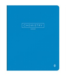 """Тетрадь предметная 48л. GreenwichLine """"Color point"""" - Химия, матовая ламинация, выб. УФ-лак, 70г/м2"""