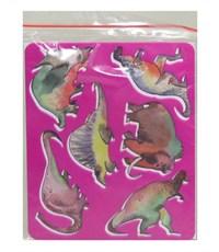 """Трафарет """"Динозавры"""" 10С525-08"""