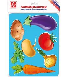 Фото 2. Трафарет Луч Овощи