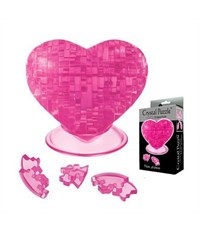 3D головоломка Crystal Puzzle Сердце e 90002