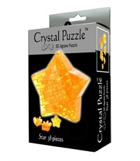 Фото 2. 3D пазл Crystal Puzzle Звезда