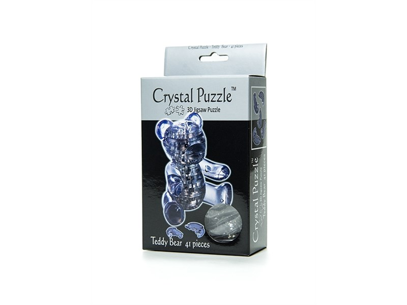 3Д пазлы Crystal Puzzle Мишка