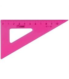 "Треугольник 30°, 10см Стамм ""Neon"", 4цв."