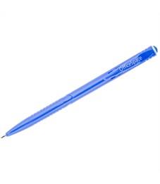 Фото 2. Ручка шариковая автоматическая OfficeSpace синяя, 0,7мм, цветной корпус