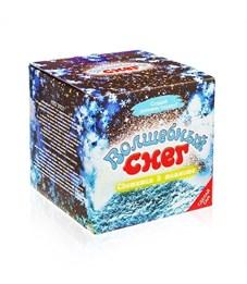 Волшебный снег Светящийся 40г (1 литр снега)