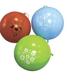 """Воздушные шары,  25шт., М14/36см, Поиск """"Панч бол"""""""