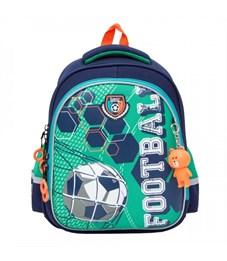 Z-830 Рюкзак школьный  (/1 синий)