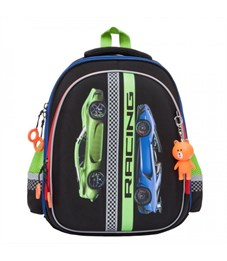 Z-832 Рюкзак школьный  (/1 черный)