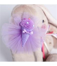 Фото 4. Зайка Ми с фиолетовым мороженым